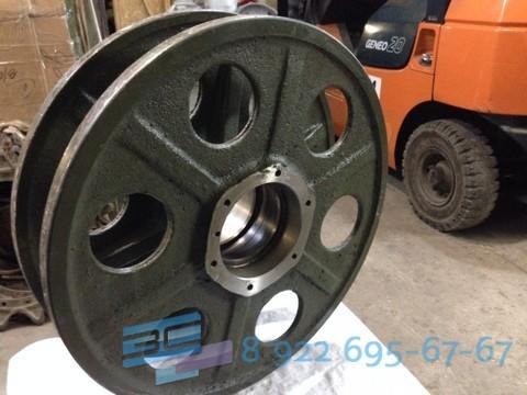 8.31.050 - Направляющее колесо для вездехода МТЛБ
