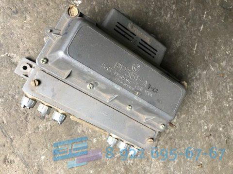 Реле регулятора Р-361 на вездеход МТЛБ, МТЛБу,